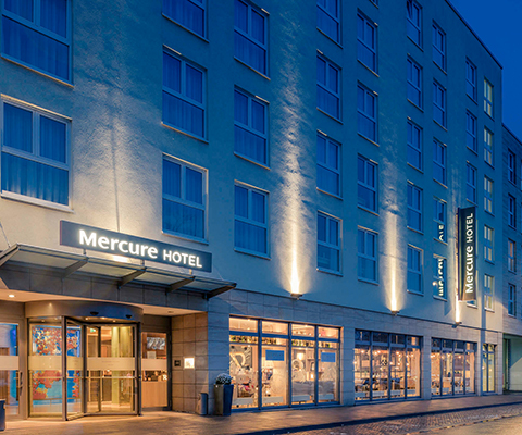 Mercure Hotel Hannover Telefon